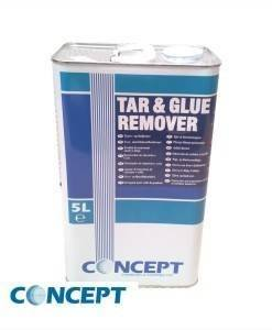 VAL 203 Concept Tar & Glue Remover (5ltr) | Valeting Supplies Direct