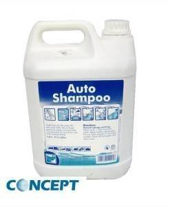 VAL 206 Concept Auto Shampoo (5 ltr) | Valeting Supplies Direct