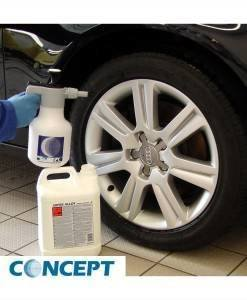 VAL 301 Concept Super Alloy Wheel Cleaner (5ltr) | Valeting Supplies Direct