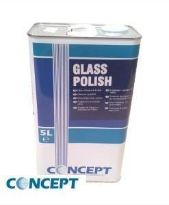 VAL 454 Concept Glass Polish (5ltr) | Valeting Supplies Direct