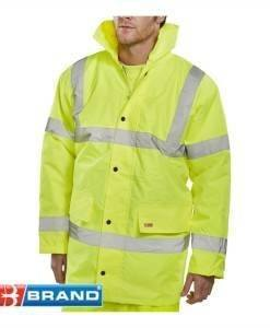 WWR 104 High Vis Jacket (Full Spec) | PPE Supplies Direct