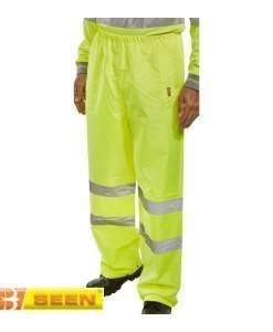 WWR 117 High Vis Trousers (Full Spec) | High Visibility | PPE Supplies Direct