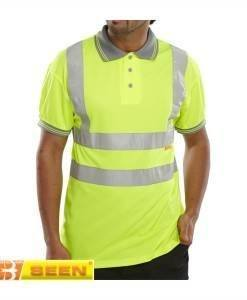 WWR 180 Hi Vis Polo Shirt High Visibility | PPE Supplies Direct