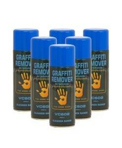 CLN402 Graffiti Remover (6 x 400ml) | Cleaning Supplies Direct