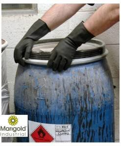 GLV 519 Marigold G17K Heavyweight Chemical Gloves | Gloves Direct