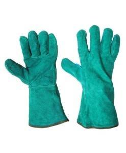 Welders Gauntlets CAT1 (1 pair) | Handling Gloves Direct
