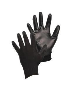 GLV 750 Black PU Coated Grip Glove GLO164 | Grip Gloves Direct
