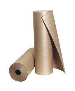 PAP 207 Kraft Paper Rolls 1m x 75m 280 gsm | Paper Disposables Direct