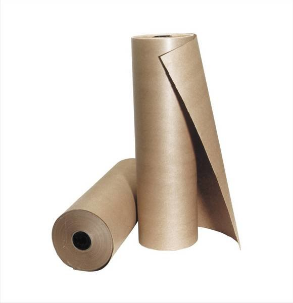 pap 207 kraft paper rolls 1m x 75m 280 gsm paper disposables direct