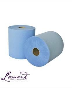 PAP 505 RTB175 Blue Roll Towel | Paper Disposables Direct