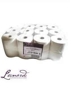 PAP 714 Versatwin JT81SW Toilet Roll (24 Pk) Paper Disposables Direct