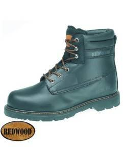SHO 216 Derby boot + Steel Midsole from PPE Supplies Footwear