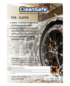 VAL 228 Traffic Film Remover (25ltr) | Valeting Supplies Direct