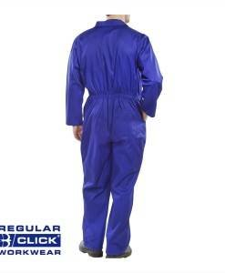 WWR 850 Poly Cotton Boiler Suit | Coveralls PPE Supplies