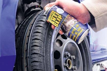 Tyre Grip Spray (400ml) | Winter Grips Direct