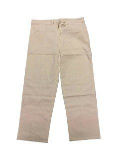 Decorators Trousers White - Premium