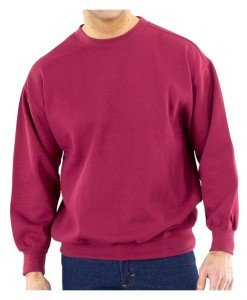 Marron sweatshirt - Workwear