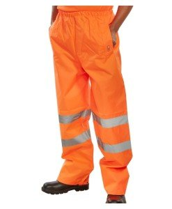Orange High Vis Trousers