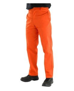Orange Work Trousers Discount Workwear