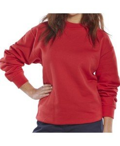 Red sweatshirt - Workwear