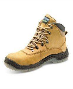 Work Safety Boot Honey