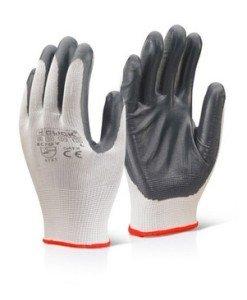 Nitrile Grip Glove