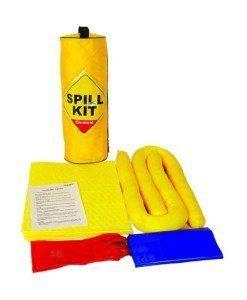 SPC 381 Forklift Spill Kit Chemical 20 ltr CSKFT | Spill Control Direct
